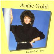 Click here for more info about 'Angie Gold - Lucky In Love'