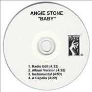 Click here for more info about 'Angie Stone - Baby'