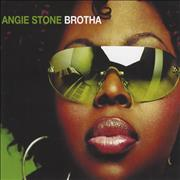 Click here for more info about 'Angie Stone - Brotha'