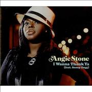 Click here for more info about 'Angie Stone - I Wanna Thank Ya'