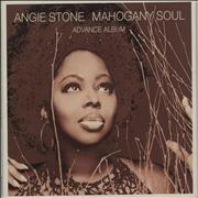 Click here for more info about 'Angie Stone - Mahogany Soul Advance Album'
