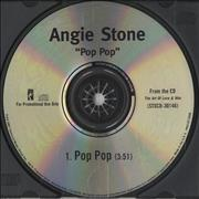 Click here for more info about 'Angie Stone - Pop Pop'