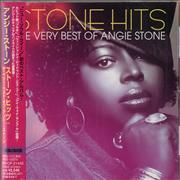 Click here for more info about 'Angie Stone - Stone Hits - The Very Best Of Angie Stone'