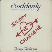 Click here for more info about 'Angry Anderson - Suddenly - The Wedding Theme From Neighbours - Wide Centre'