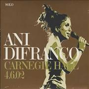 Click here for more info about 'Ani Difranco - Carnegie Hall 4.6.02'