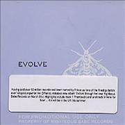 Click here for more info about 'Ani Difranco - Evolve - Lilac & White Sleeve'