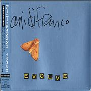 Click here for more info about 'Ani Difranco - Evolve'
