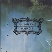 Click here for more info about 'Ani Difranco - Manhole'