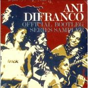Click here for more info about 'Ani Difranco - Official Bootleg Series Sampler - Sealed'