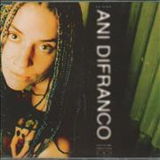 Click here for more info about 'Ani Difranco - Outta Me Onto You'