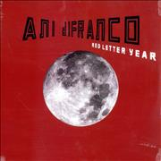 Click here for more info about 'Ani Difranco - Red Letter Year'
