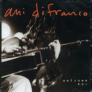 Click here for more info about 'Ani Difranco - Welcome To:'