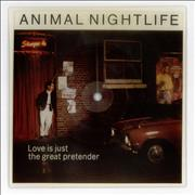 Click here for more info about 'Animal Nightlife - Love Is Just A Great Pretender'