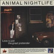 Click here for more info about 'Animal Nightlife - Love Is Just The Great Pretender '85'