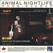 Click here for more info about 'Animal Nightlife - Love Is Just The Great Pretender + Insert'