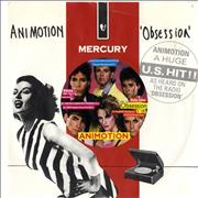 Click here for more info about 'Animotion - Obsession - Picture sleeve'