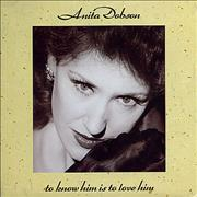 Click here for more info about 'Anita Dobson - To Know Him Is To Love Him'