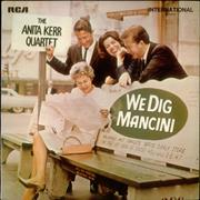 Click here for more info about 'Anita Kerr - We Dig Mancini'