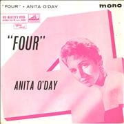 Click here for more info about 'Anita O'Day - Four EP'
