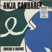 Click here for more info about 'Anja Garbarek - Smiling & Waving'