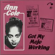 Click here for more info about 'Ann Cole - Got My Mojo Working'