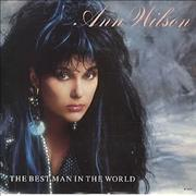 Click here for more info about 'Ann Wilson - The Best Man In The World'