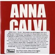 Click here for more info about 'Anna Calvi - Eliza'
