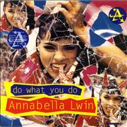 Click here for more info about 'Annabella Lwin - Do What You Do'