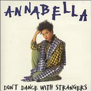 Click here for more info about 'Annabella Lwin - Don't Dance With Strangers'