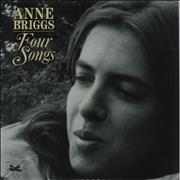 Click here for more info about 'Anne Briggs - Four Songs'