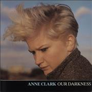 Click here for more info about 'Anne Clark - Our Darkness'