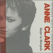 Click here for more info about 'Anne Clark - Sleeper In Metropolis - Extended Remix'