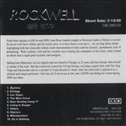 Click here for more info about 'Anni Rossi - Rockwell'