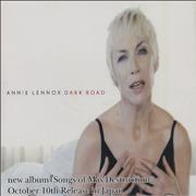 Click here for more info about 'Annie Lennox - Dark Road'