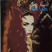 Click here for more info about 'Annie Lennox - Diva - VG'