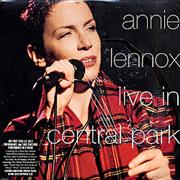 Click here for more info about 'Annie Lennox - Live In Central Park - Sealed'