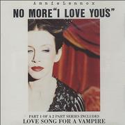 Click here for more info about 'Annie Lennox - No More I Love You - CD1'