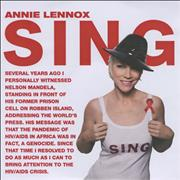 Click here for more info about 'Annie Lennox - Sing'