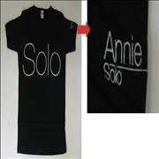 Click here for more info about 'Annie Lennox - Solo Tour Skinny Fit T-Shirt - Small'