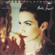 Click here for more info about 'Annie Lennox - Walking On Broken Glass - Spiral-bound sleeve (sealed)'