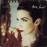 Click here for more info about 'Annie Lennox - Walking On Broken Glass - Spiral Bound Slv'