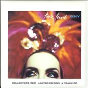 Click here for more info about 'Annie Lennox - Why? - CD Pack'