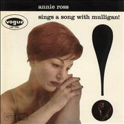 Click here for more info about 'Annie Ross - Sings A Song With Mulligan! - 1st'