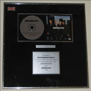 Another Level Another Level UK award disc