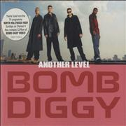 Another Level Bomb Diggy UK CD single