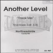 Click here for more info about 'Another Level - Freak Me'