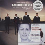 Another Level From The Heart UK CD single