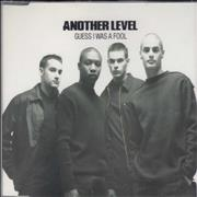 Click here for more info about 'Another Level - Guess I Was A Fool'