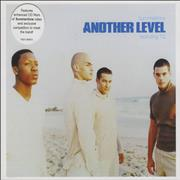 Another Level Summertime Europe CD single