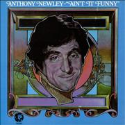 Click here for more info about 'Anthony Newley - Ain't It Funny'